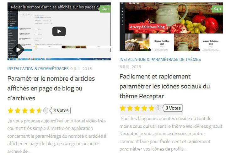 Traduction française de lu0027extension Featured Video Plus - creer sa cuisine en d gratuit