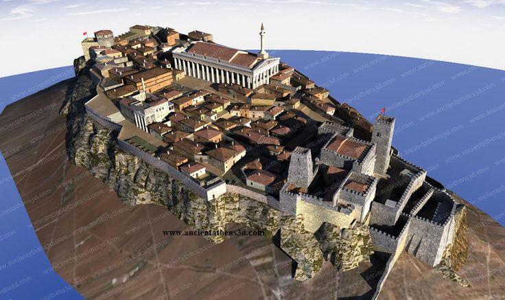 Ottoman Athens 3D