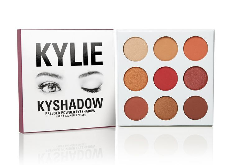 The Burgundy Palette   Kyshadow – Kylie Cosmetics℠   By Kylie Jenner /// everything about this palette is GORGEOUS- the packaging, the colors, and I've done a ton of research and found that the shadows have amazing pigment and consistency