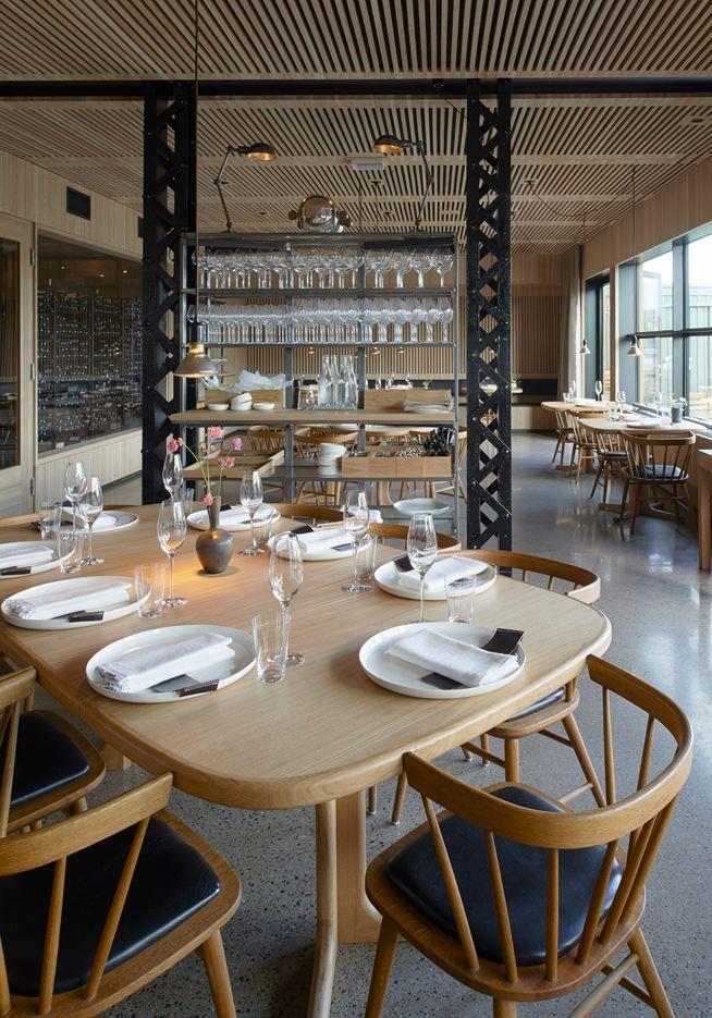 Oaxen Krog & Slip Restaurant in Stockholm, Sweden by Fahlander Arkitekter