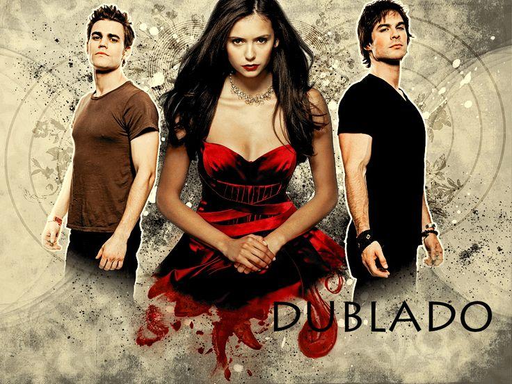 Diários de um Vampiro - Todas temporadas Dubladas e Legendas - Filmes Grátis Online
