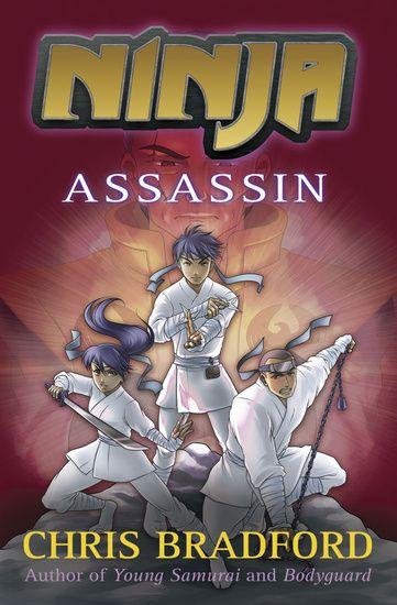 Barrington Stoke Fiction: Ninja Assassin