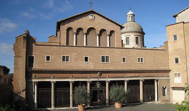 Basilica Santi Giovanni e Paolo, Roma