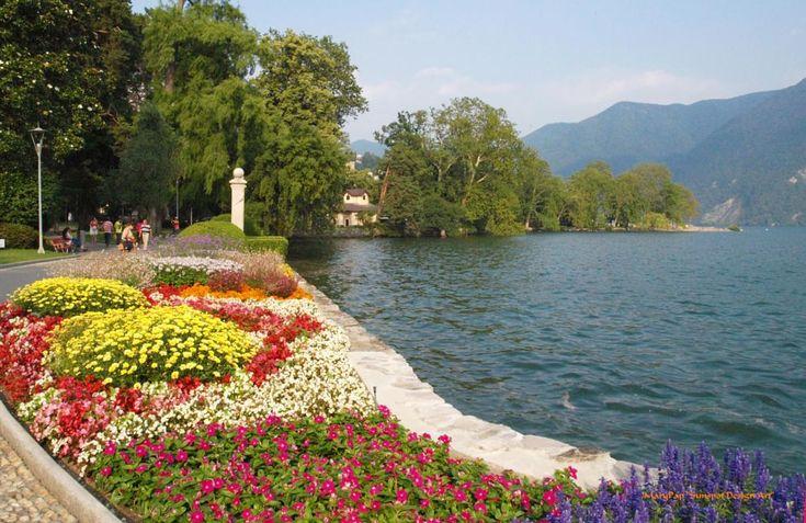 Lake Lugano by marypap