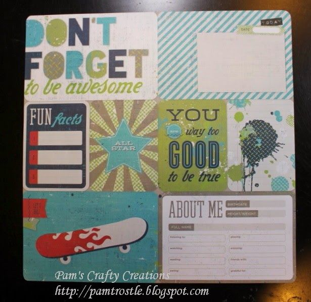 Pam's Crafty Creations: CTMH Page Protectors, Picture My Life & Albums