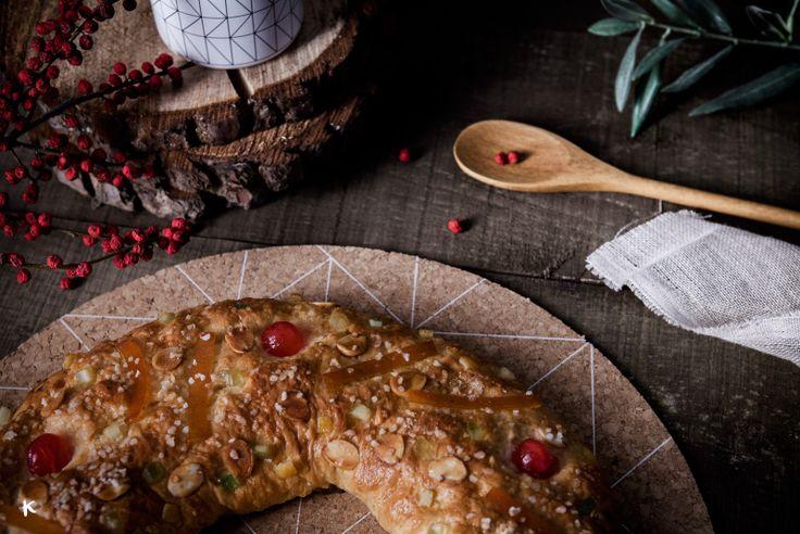 Receta de roscón de Reyes tradicional | conkansei.com