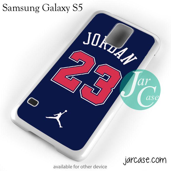 Air Jordan YP Dark Blue Phone case for samsung galaxy S3/S4/S5