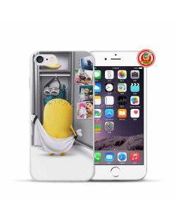 FUNDA MINIONS DESNUDOS. Fundas Minion para iPhone 7, 7 Plus  #Minions #DespicableMe #Gru #MiVillanoFavorito #iPhone7 #iPhone7Plus #iPhoneCase #FundasiPhone #Carcasas  www.FundasiPhoneBaratas.com