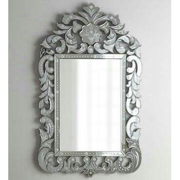 Venetian Wall Mirror - venetian glass mirror