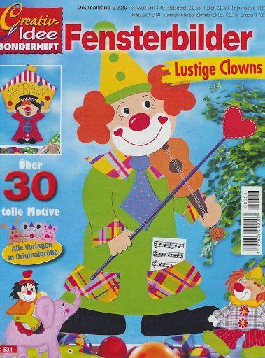 Клоуны - Nat Buk - Picasa Webalbumok