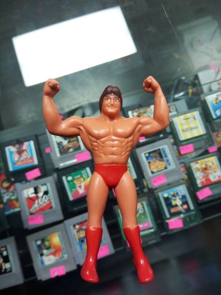 LJN WWF Paul Orndorff Bendie 1985