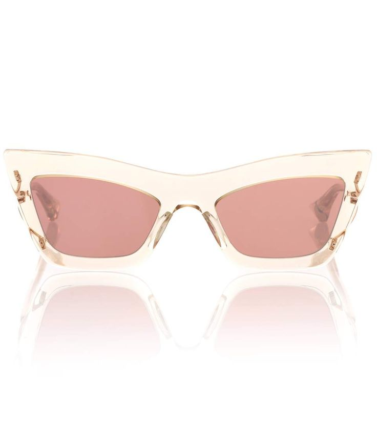 283d9ace6e6 DITA EYEWEAR Erasur cat-eye sunglasses.  ditaeyewear