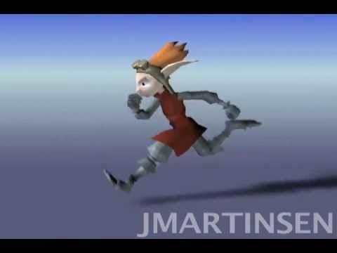 Game Animation - YouTube