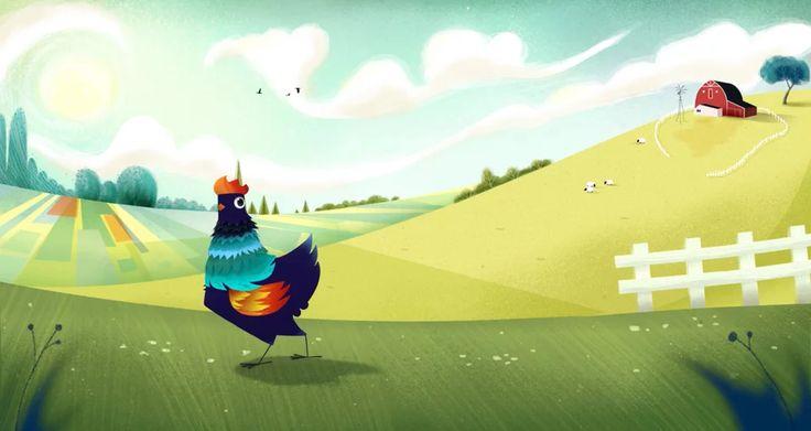 Animal Fact #164 - The Chicken on Vimeo