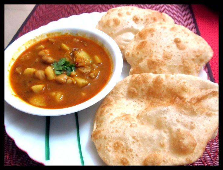 Poori Sabji - Mera Wala Dabba