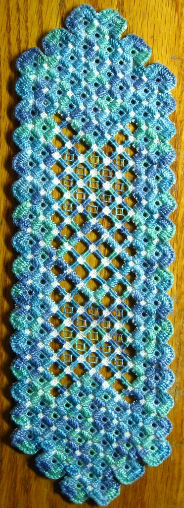 Hardanger Embroidery | Flickr - Photo Sharing!