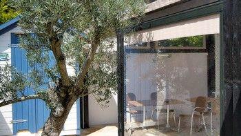 RolloZip - Store enrouleur extérieur sur mesure - Complément idéal de la Pergol'Air