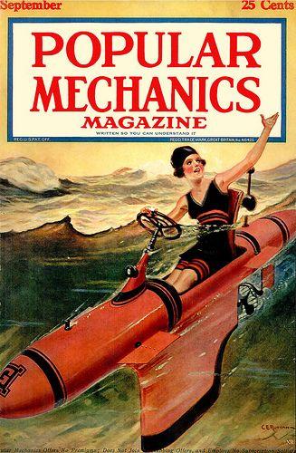 1921 deco magazine cover portadas de revistas vintage pinterest. Black Bedroom Furniture Sets. Home Design Ideas