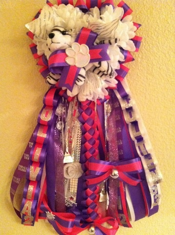 Homecoming mums we've done for 2012