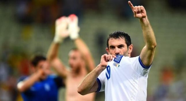 Giorgos Karagounis - The best captain alongside Zagorakis for our National Team