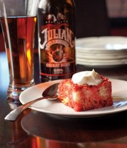 Cherry Beer & Donut Bread Pudding recipe by Tom Ramsey - you could use ...