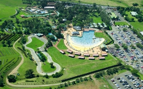 Jamberoo Action Park is only 20 minutes south of Wollongong and the largest theme park in New South Wales, Australia.