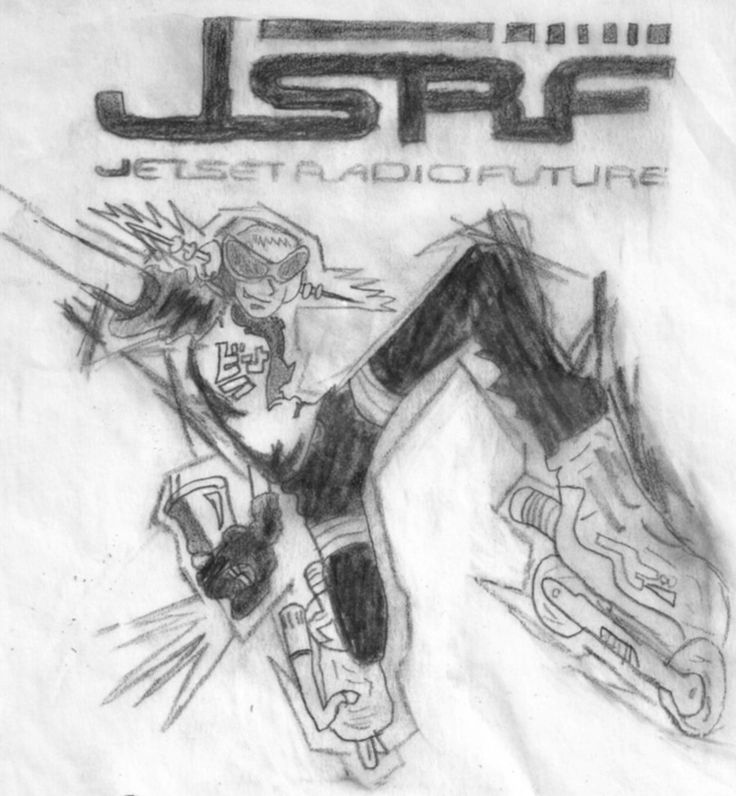 9 Best Jet Set Radio Future Images On Pinterest