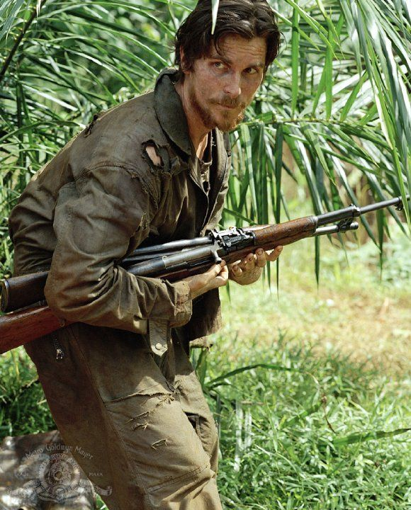 Still of Christian Bale in Rescue Dawn (2006)