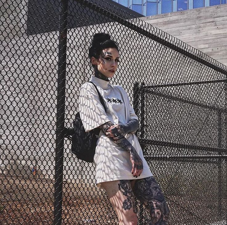 MONAMI FROST IN LOS ANGELES ❄️