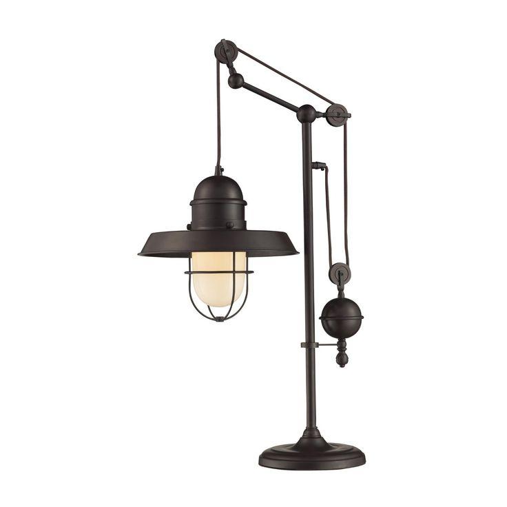 ELK Lighting Farmhouse Table Lamp