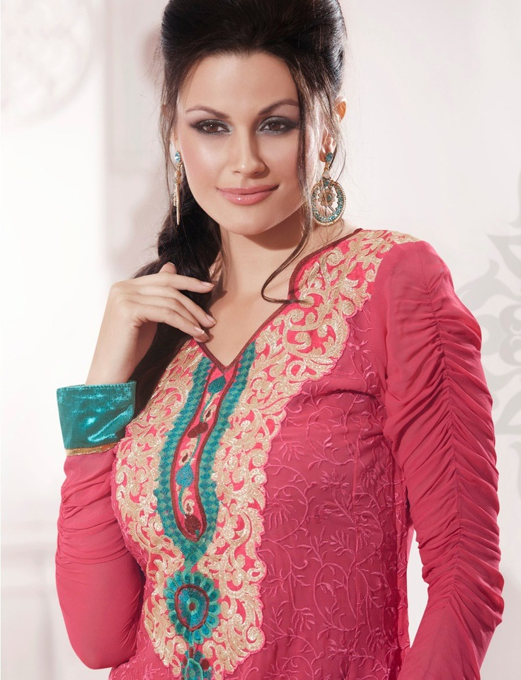Mejores 43 imágenes de Designer Suits en Pinterest   Salwar kameez ...
