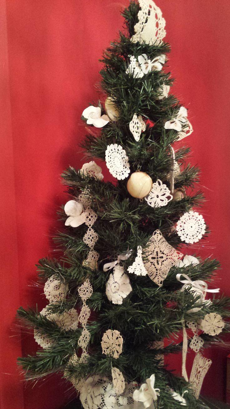 Decorazioni natalizie da Vetera