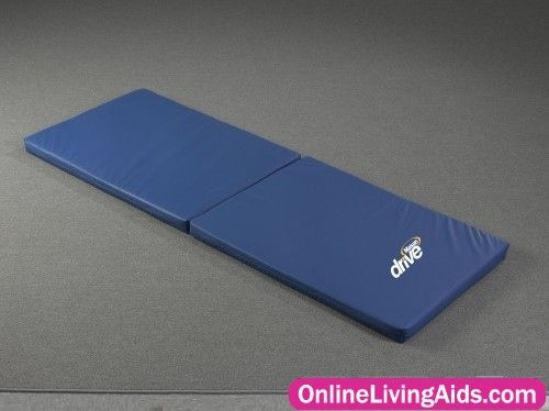 "Mason Medical - 7098-bf - Safetycare Floor Mat with Masongard Cover, Bi-Fold, 36"" x 3"""