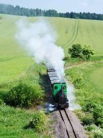 Fotogalerie lokomotiv, jednotek a motorových vozů