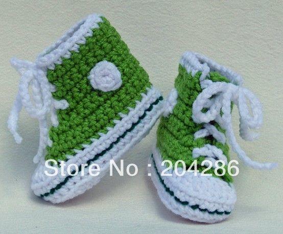 Crochet crochet bébé chaussons bébé sandales, bébé. sandales, filés de coton chaussures chaussures bébé