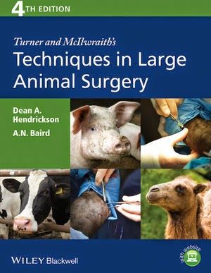 Veterinary E-Books: Turner and McIlwraith's Techniques in Large Animal...