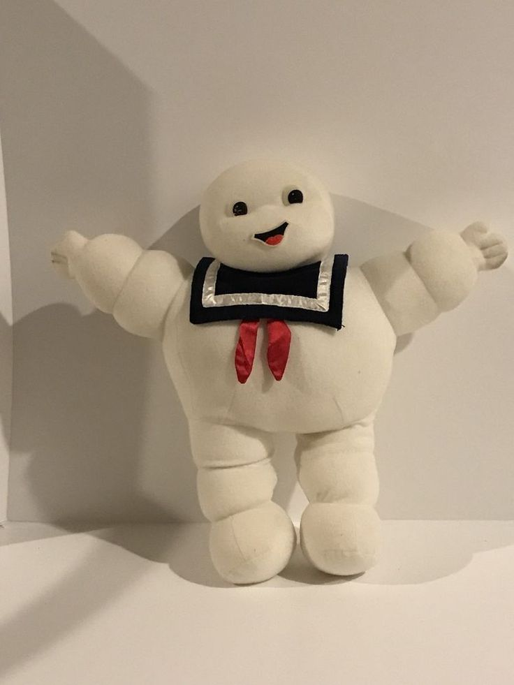 1986 Stay Puff Marshmellow Man Kenner  | eBay