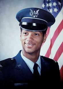 LeRoy Wilton Homer, Jr. was First Officer of United Airlines Flight 93 that crashed into a field near Shanksville, Pennsylvania on September 11, 2001. He was a U.S. Air Force Academy graduate and a Major in the U.S. Air Force Reserves, assigned as an AFROTC recruiter after having been a flight instructor. He was survived by his wife, Melodie, and nine-month-old daughter, Laurel. He received many posthumous awards and citations, including honorary membership in the historic Tuskegee Airmen.