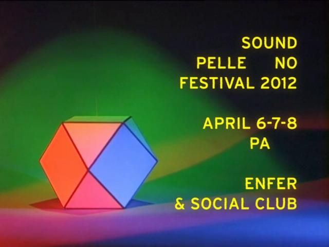 "SOUND PELLEGRINO FESTIVAL 2012 APRIL 6-7-8 2012 L'ENFER & SOCIAL CLUB — PARIS  Tickets: http://www.digitick.com/festival-sound-pellegrino-electro-ile-de-france-css4-digitick-pg5-rg1993.html  Presented by Savoir Faire & Sound Pellegrino Supported by Burn Our partners: Le Mouv, 90bpm, Paris La Nuit, Tsugi, Brain Magazine  —  Music: Maelstrom ""House Music"" (Boston Bun remix) out Feb 20th on Sound Pellegrino"