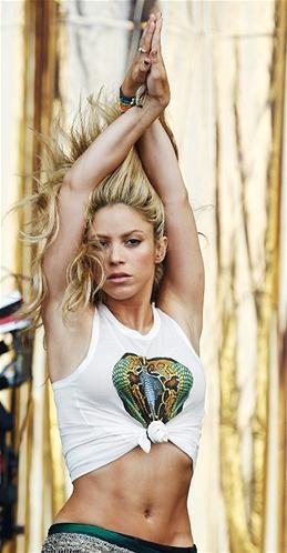 Shakira (© Reuters)