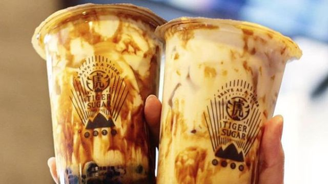 Get Ready, Milk-Tea Fans: Tiger Sugar Is Opening in BGC | Milk Tea