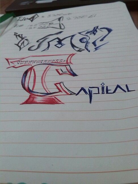 Capital T