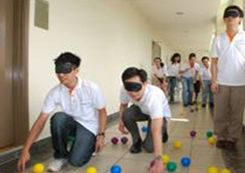 Looks like the rains are here to stay for some more time. Why not have some fun with indoor team building exercises?  http://www.focusadventure.in/mobile-adventure.aspx