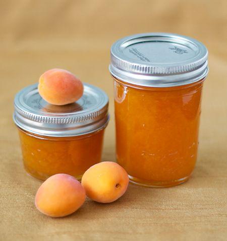 Apricot Jam Two Ways