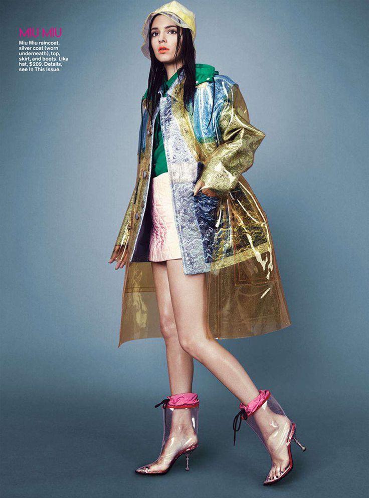 Teen Vogue US September 2014, Kendall Jenner