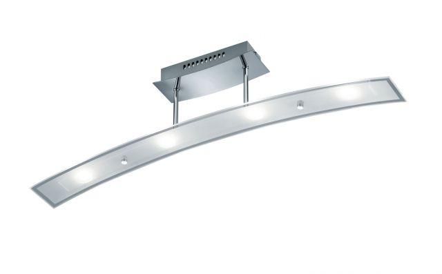 628910406 Trio - stropné LED svietidlo - 800mm - chróm