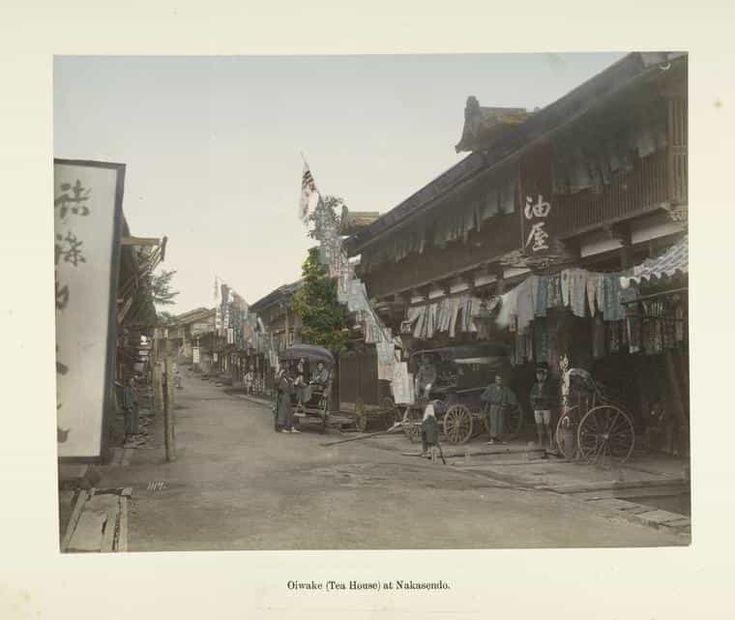 Meiji period Japan 明治時代