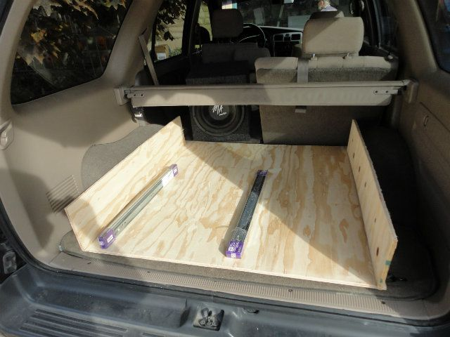 GottaBe's rear cargo box build - Toyota 4Runner Forum - Largest 4Runner Forum