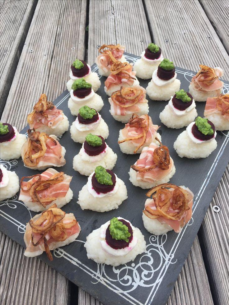 Vielleicht mal Sushi austrian styled!? http://www.die-kuecheninsel.at/sushi-austrian-style/