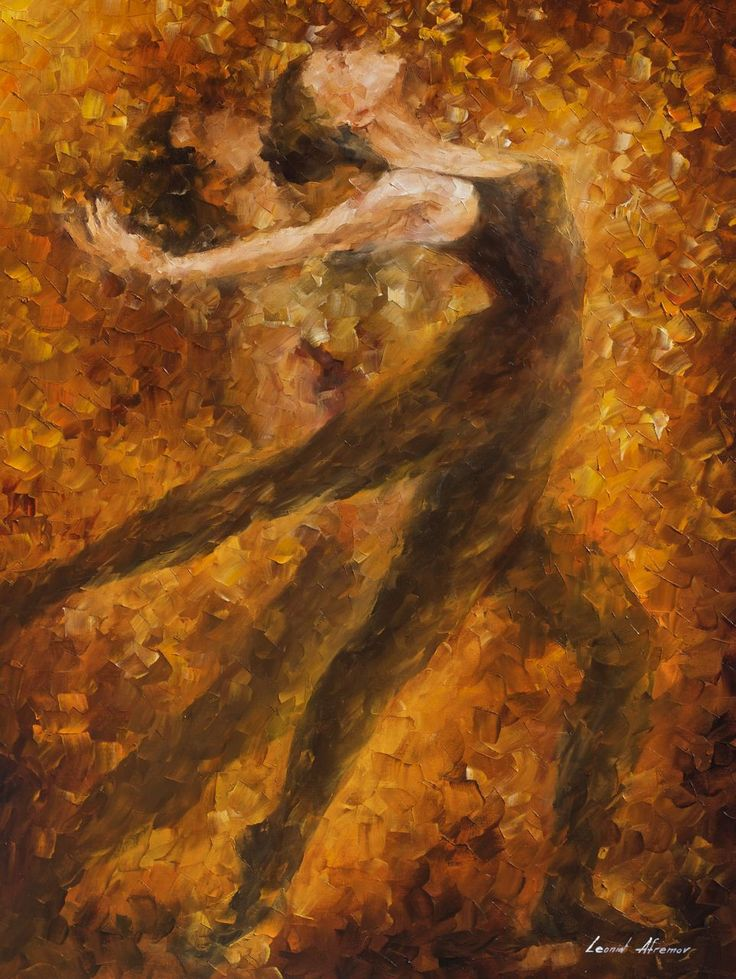 """""""Perfection of practice"""" by Leonid Afremov ___________________________ Click on…"""
